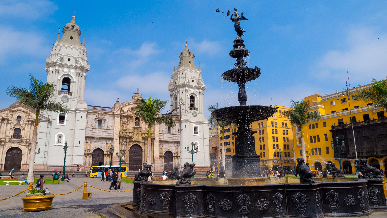 Lima Cuzco