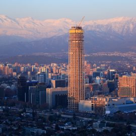 Santiago, Chile. University international travel programs.