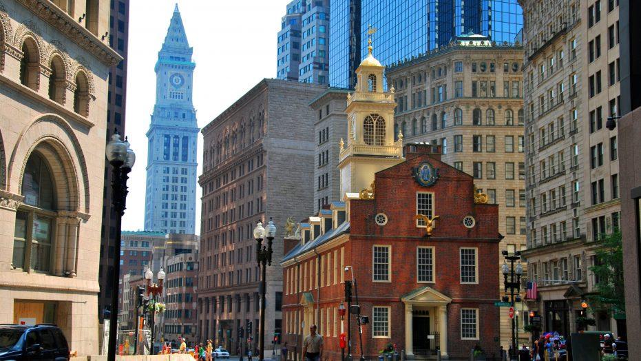 Boston Science Student Trip