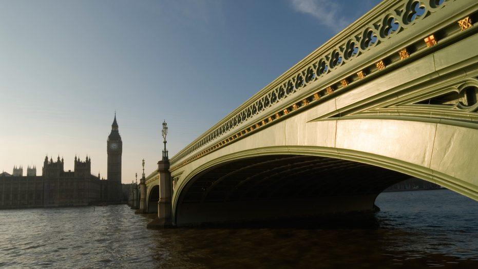 Westminster Bridge. London