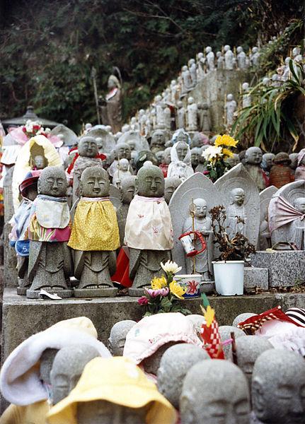 Hasedera Kamakura Statues