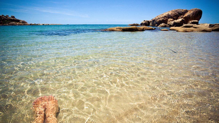 Whitsundays Beach Australia- Horseshoe Bay