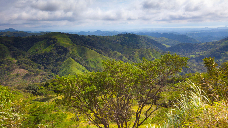 Monteverde Landscape, Costa Rica