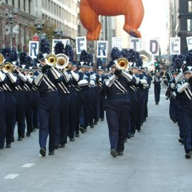 McDonald's Thanksgiving Day Parade Marching Band Program