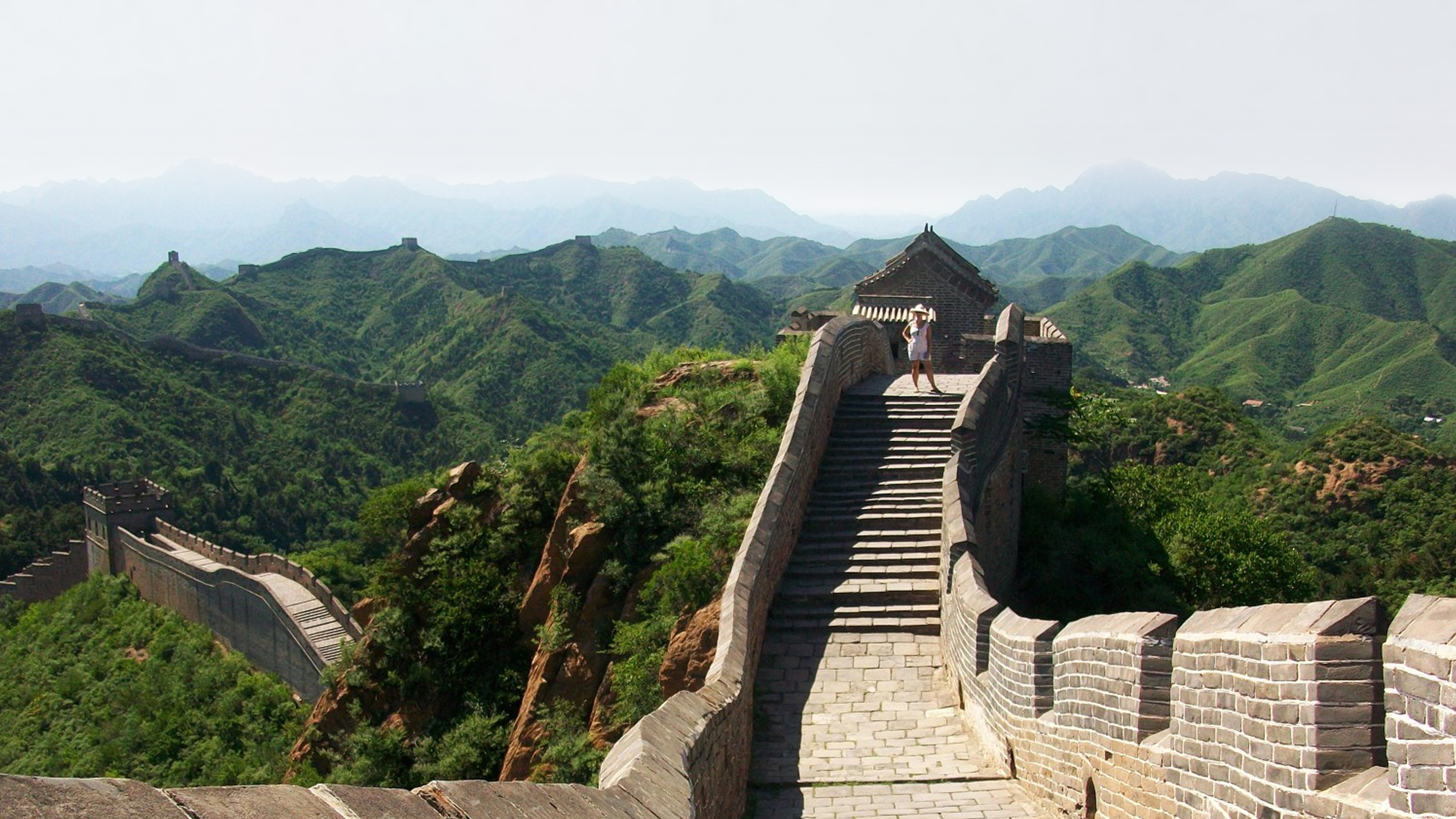 Students visit Beijing, Yangtze, and Shanghai, China