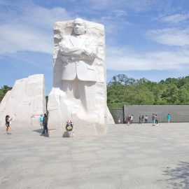 Christian Travel - MLK Memorial