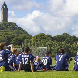 Soccer in Scotland