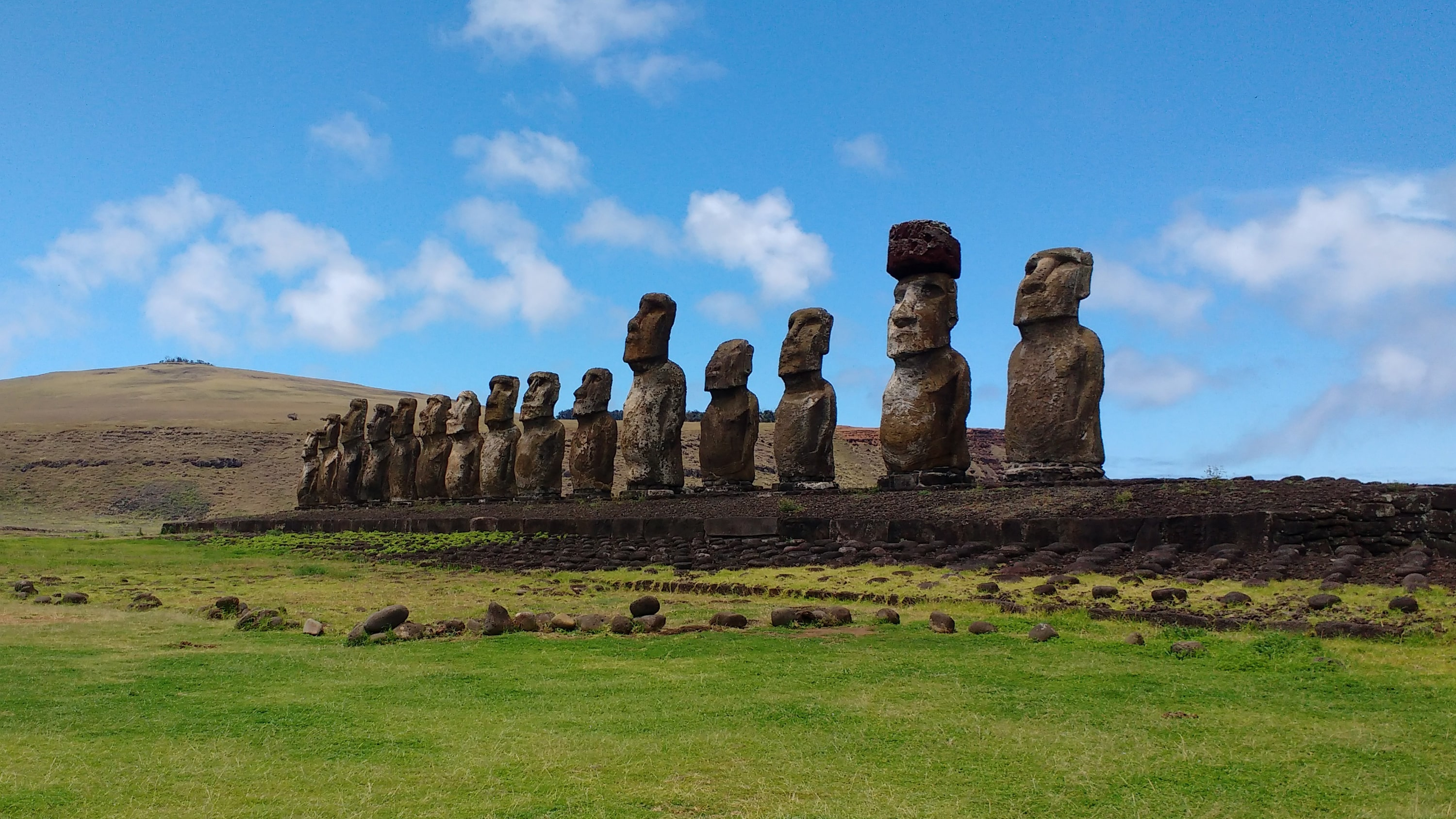 University travel to Chile and Easter Island.