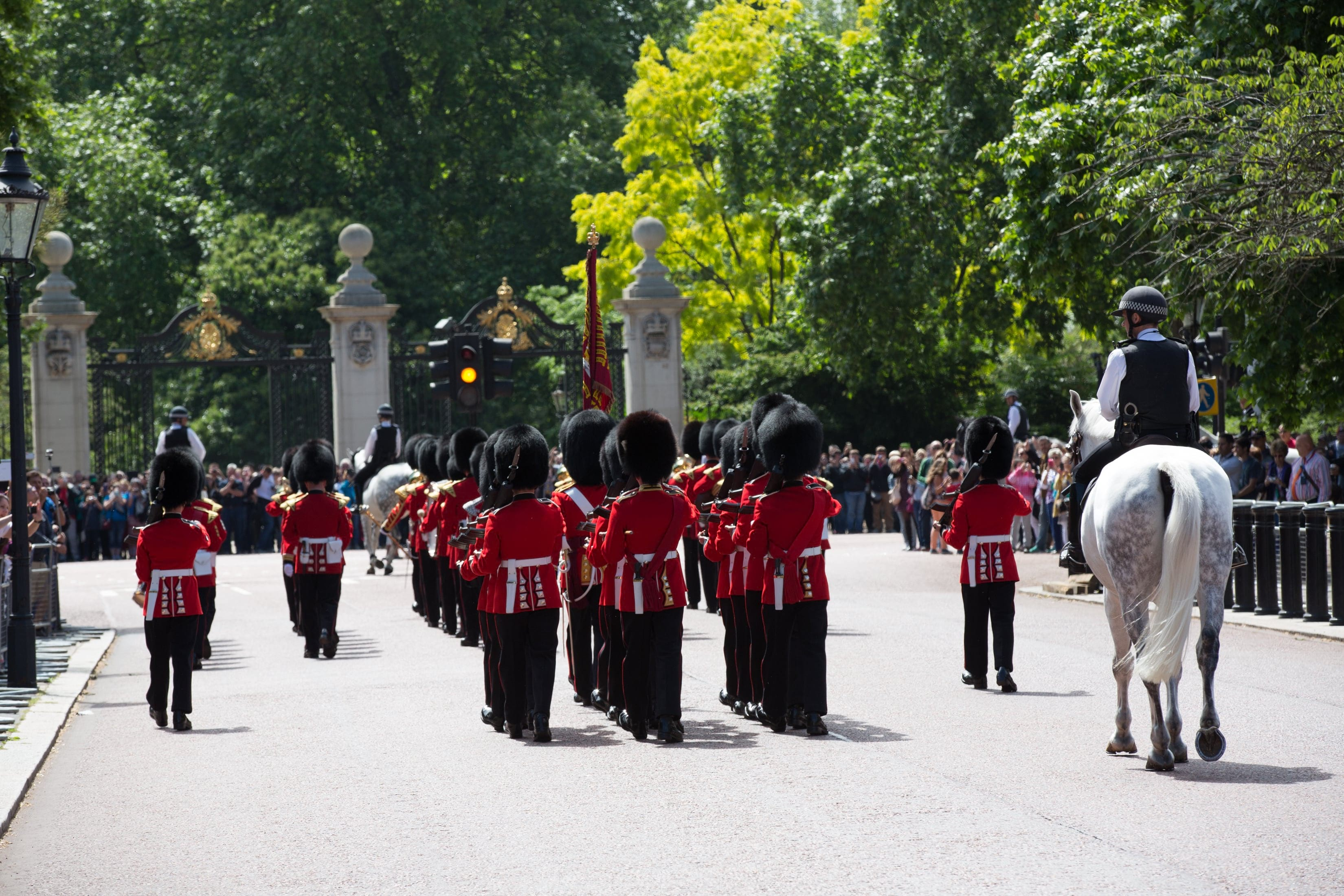 Changing of the Guard - London, Engalnd