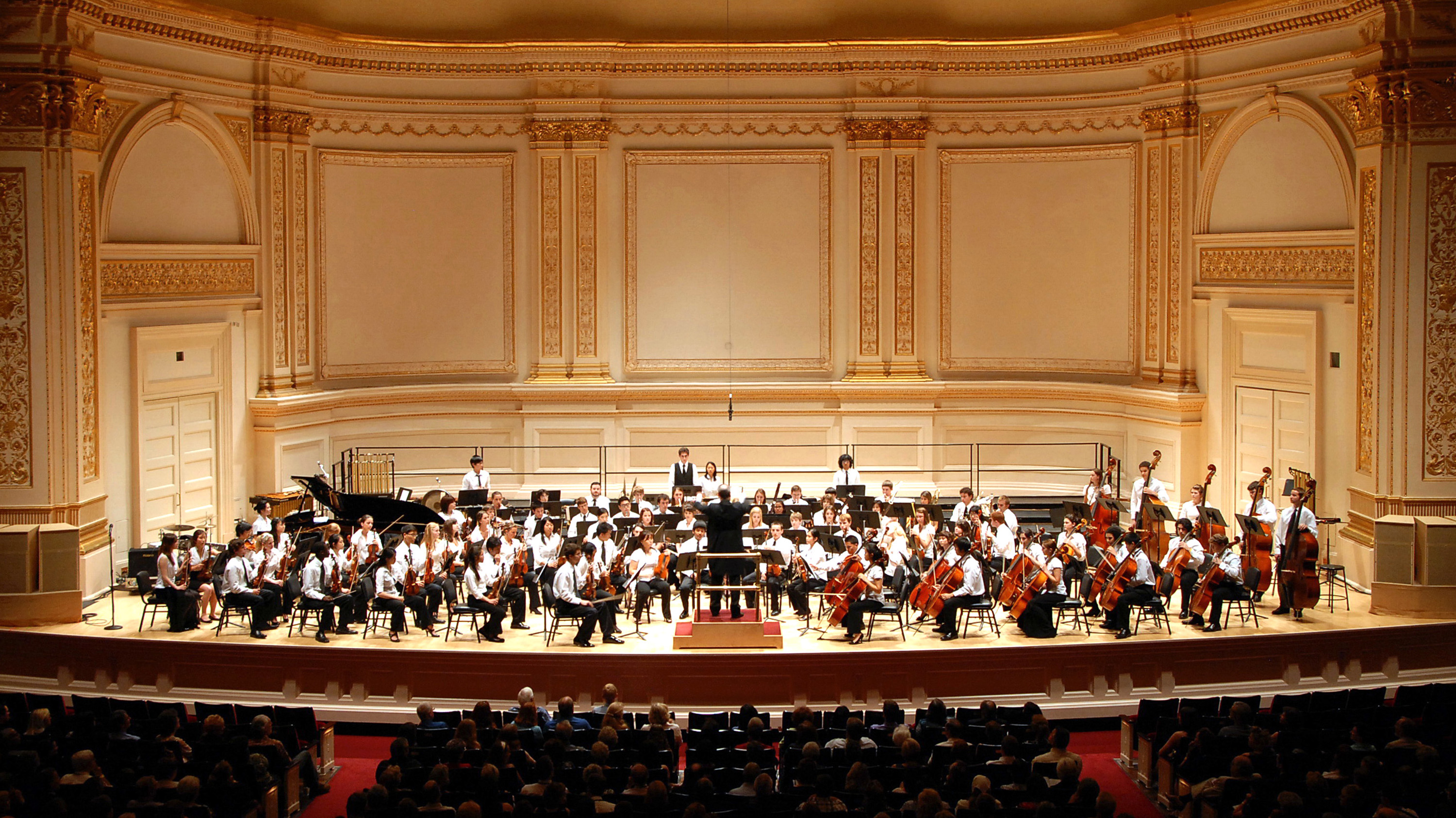 Festival at Carnegie Hall.