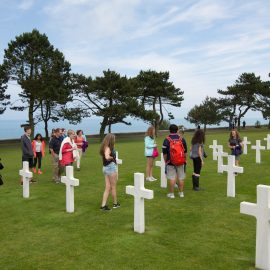 Normandy American Cemetery and Memorial - Normandy, France