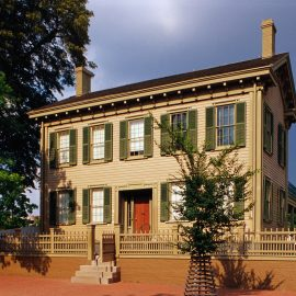 Lincoln's Home in Springfield