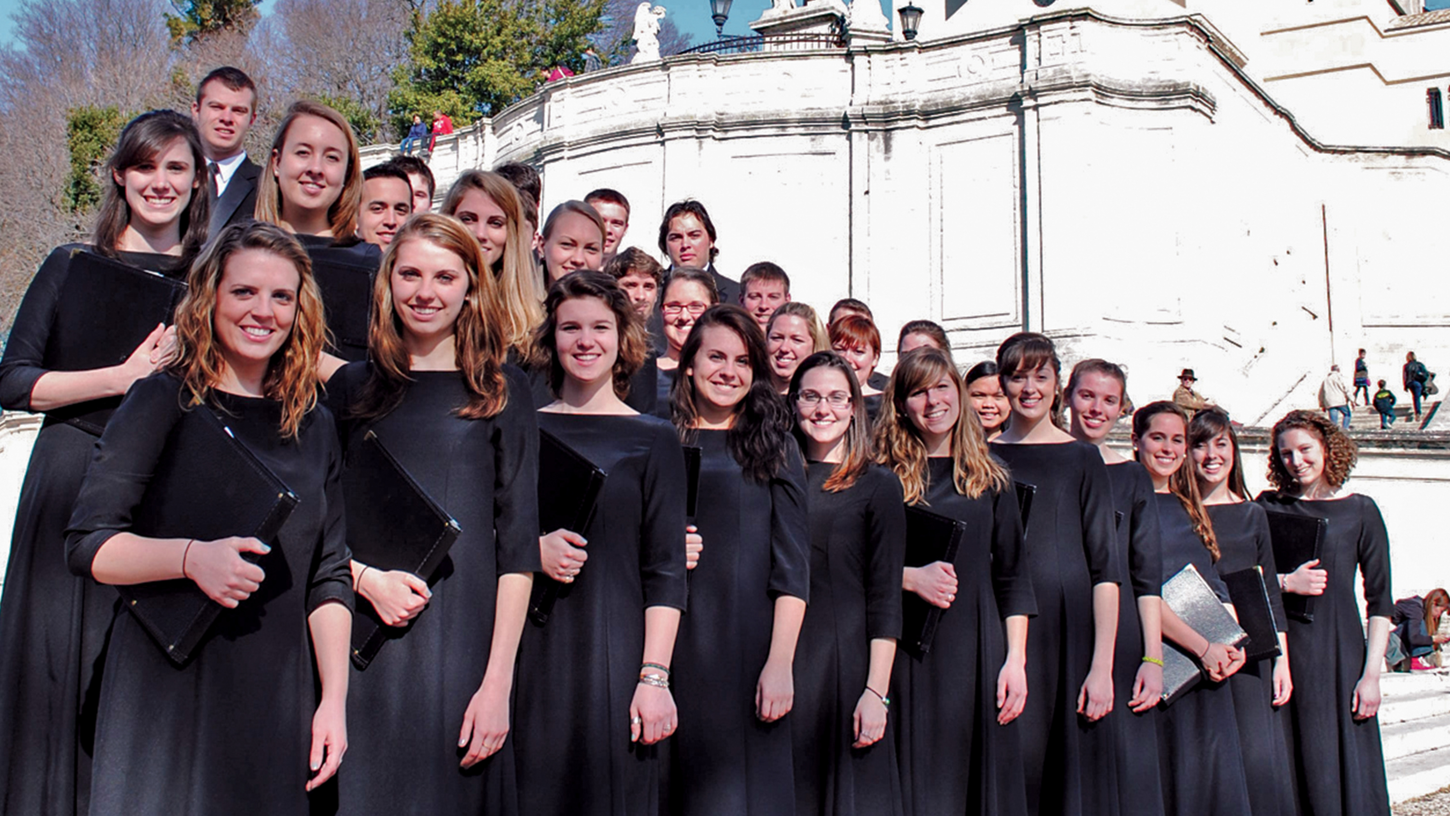 A French Ensemble Music Educational Travel