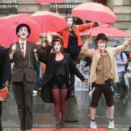 International Collegiate Theatre Festival. Edinburgh international student travel and performance opportunities. Edinburgh Fringe Festival.