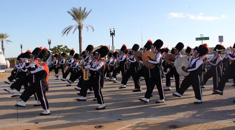 TaxSlayer Bowl Marching Band Program