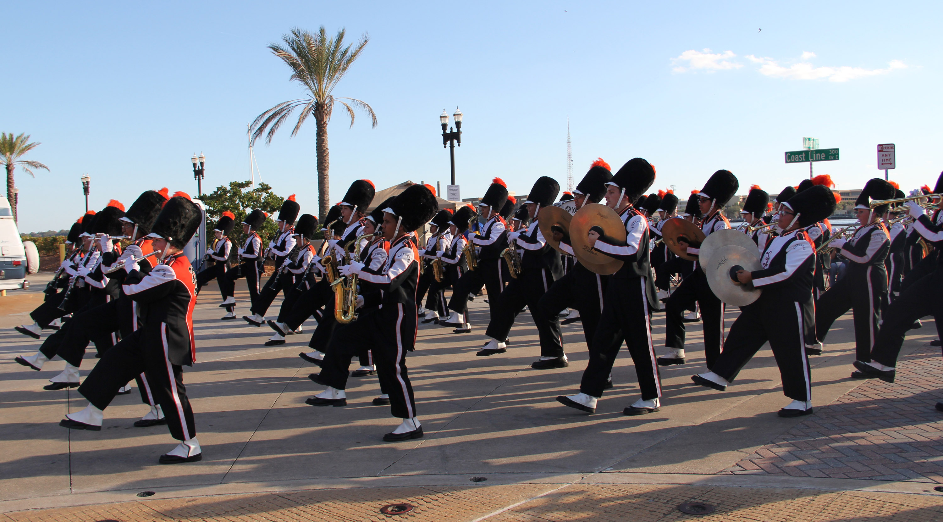 TaxSlayer Bowl Marching Band Program