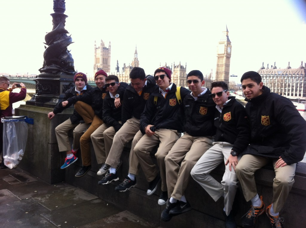 WorldStrides Tour London