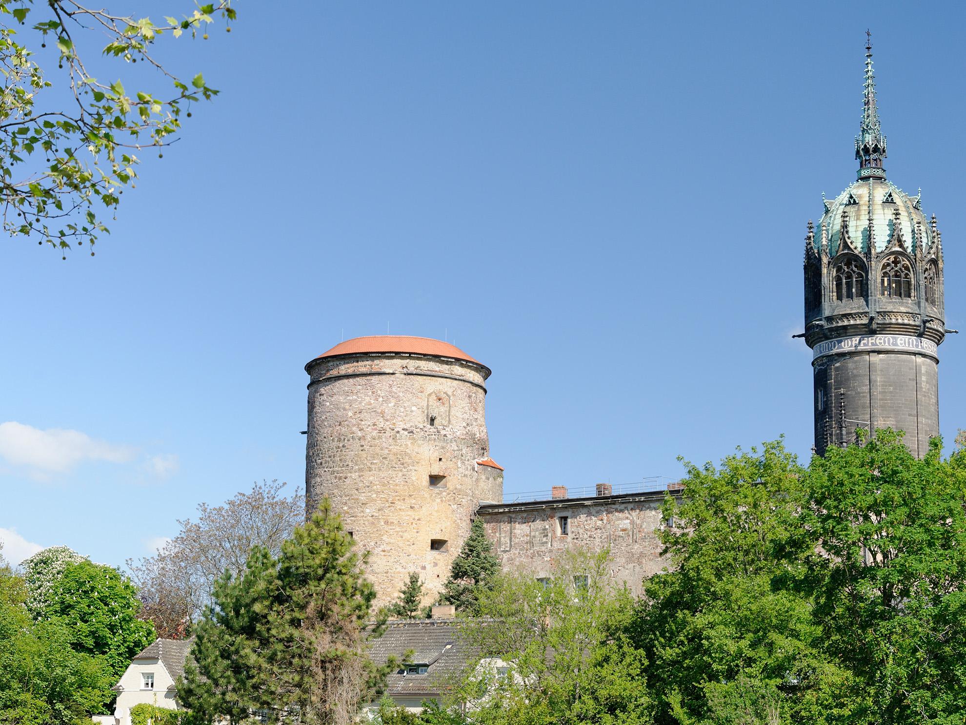 Schlosskirche Wittenberg - Wittenberg, Germany