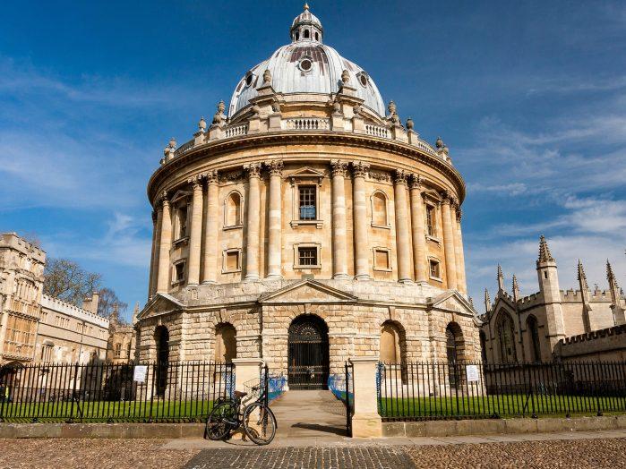 Bodleian Library - Oxford, England
