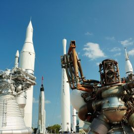 Kennedy Space Center - Brevard County, Florida