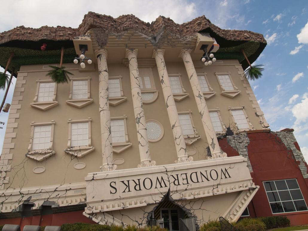 WonderWorks - Orlando, Florida