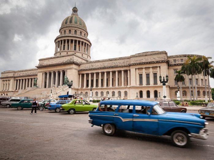 El Capitolio (Cuban Academy of Sciences)