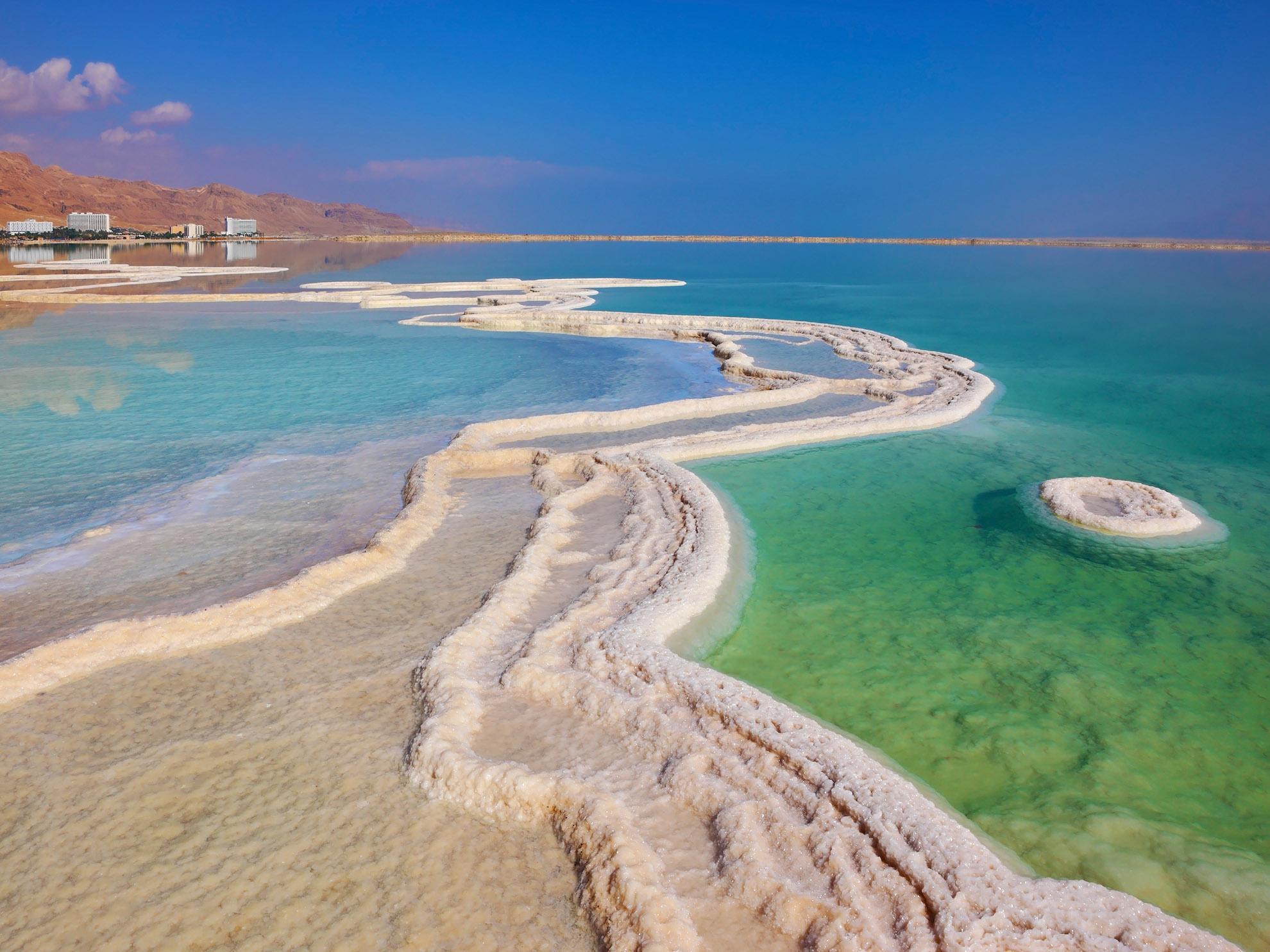 Dead Sea - Ein Gedi, Israel