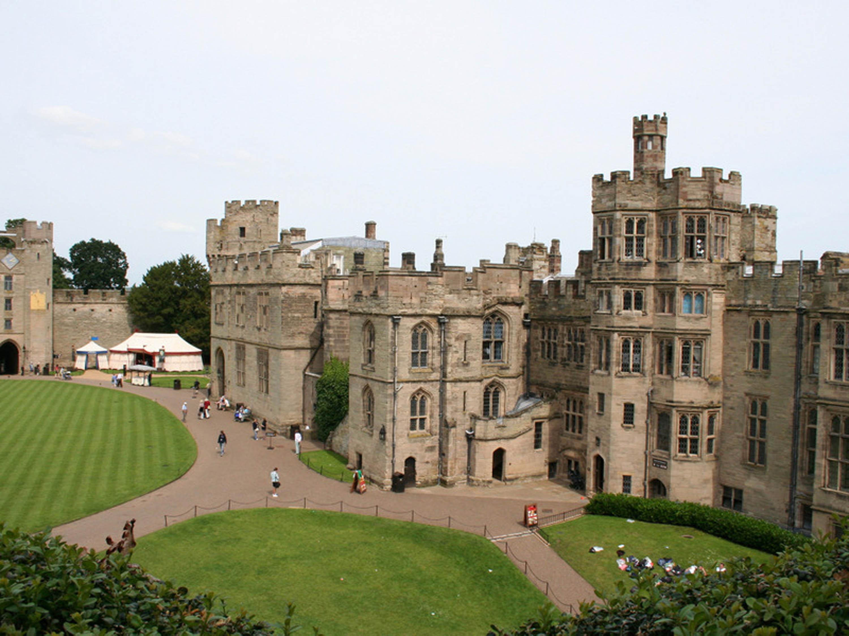 Sceptered Isle Warwick Castle