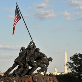 Iwo Jima Memorial - Washington, DC