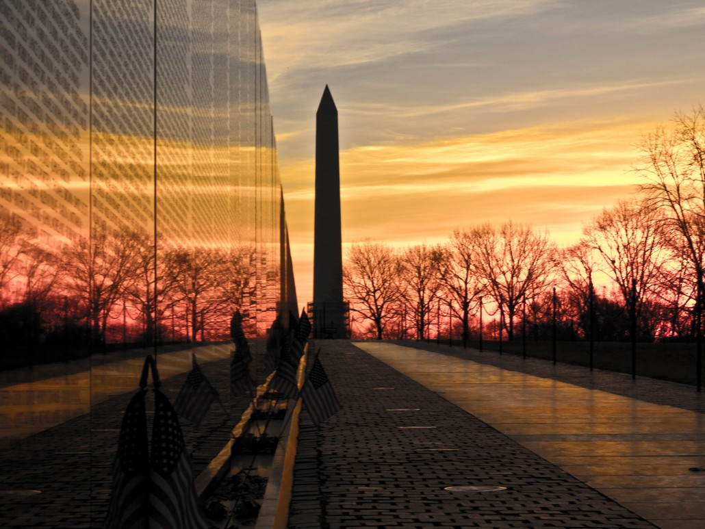 Vietnam Veterans Memorial - Washington, DC