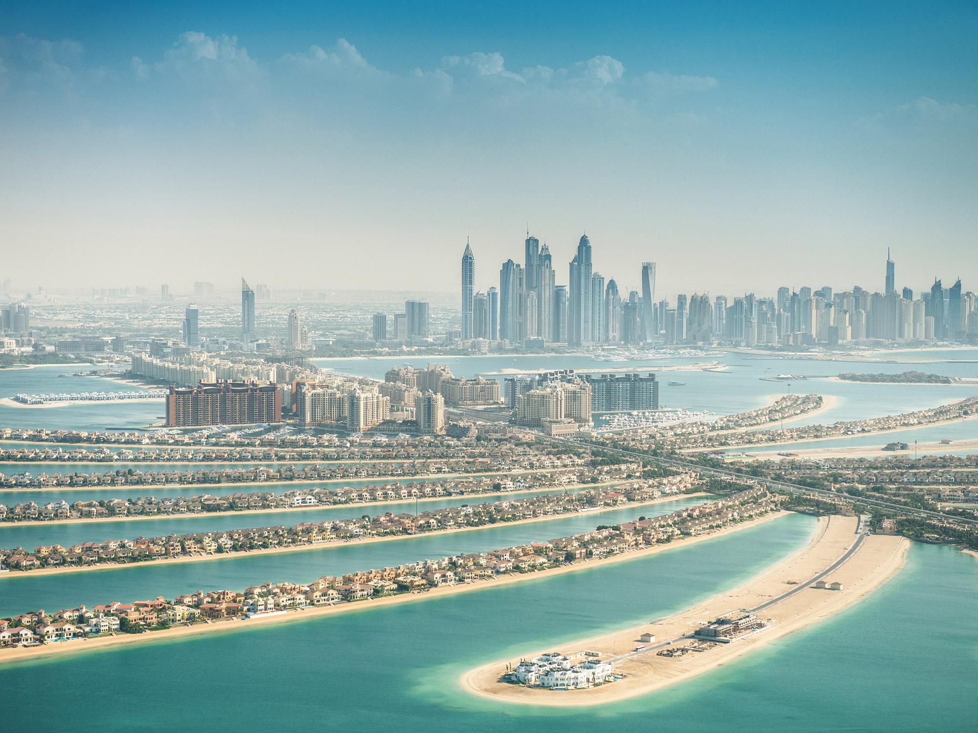 Dubai, UAE, Palm Jumeirah