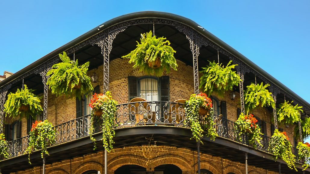 Travel to the New Orleans Heritage Festival
