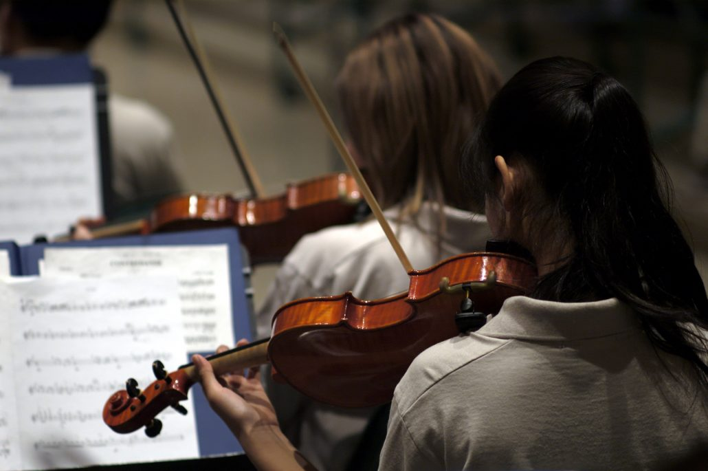 Orchestra Programs