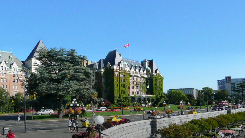 Student Performing Tour British Columbia and Alberta, Canada