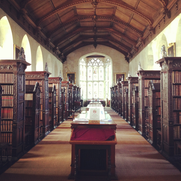 St. John's Old Library