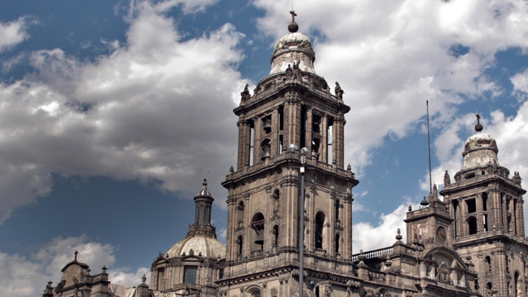 Metropolitan Cathedral Mexico City