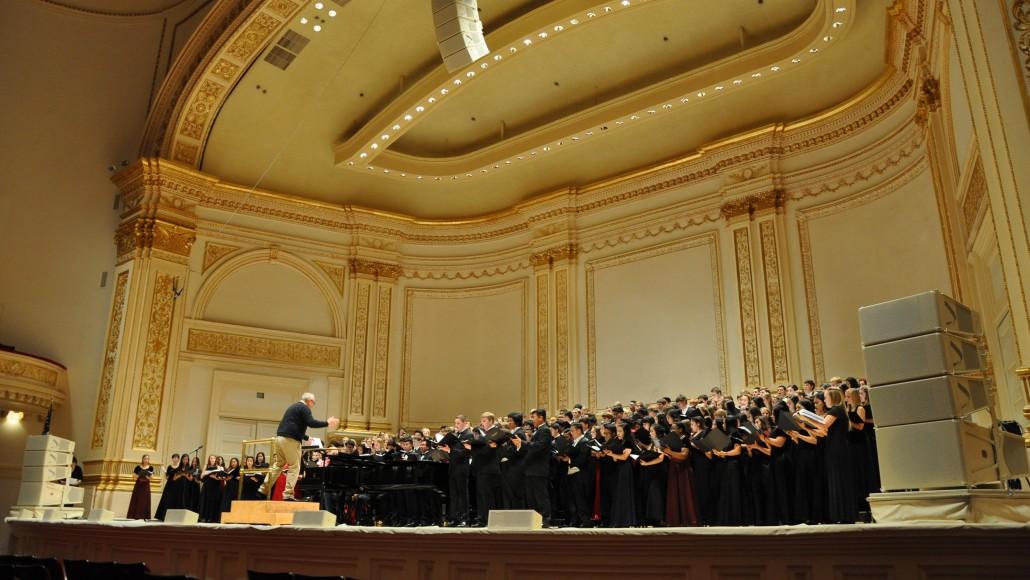 Festival at Carnegie Hall