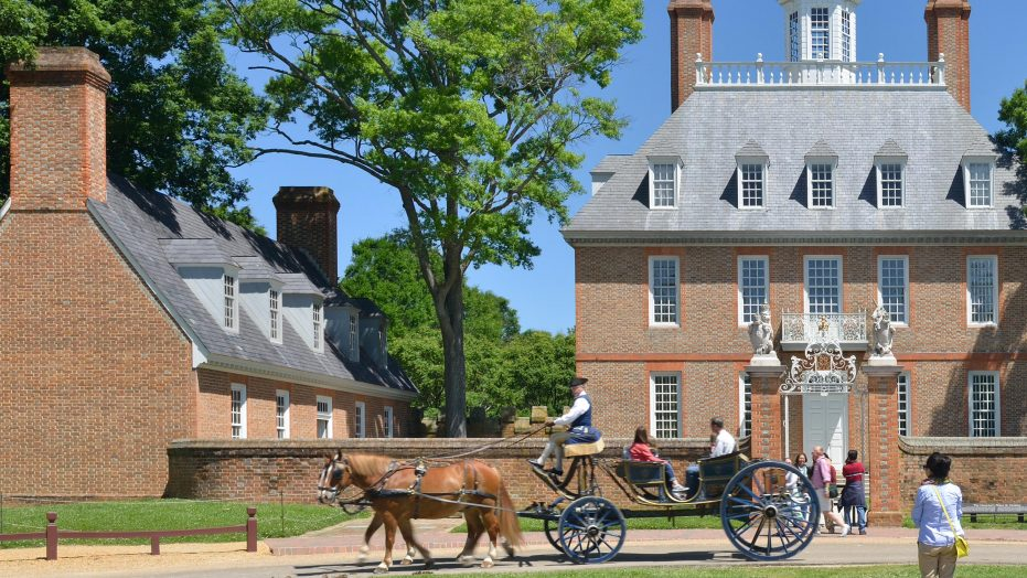 Williamsburg Student Tours