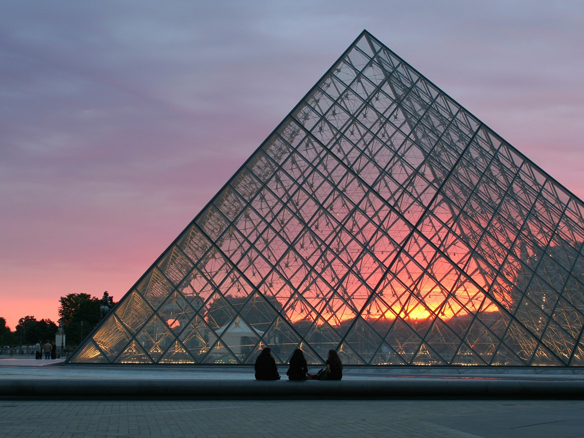 Louvre Museum - Paris, France