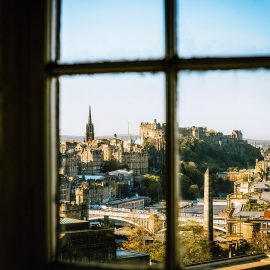 Edinburgh Castle -Edinburgh, Scotland