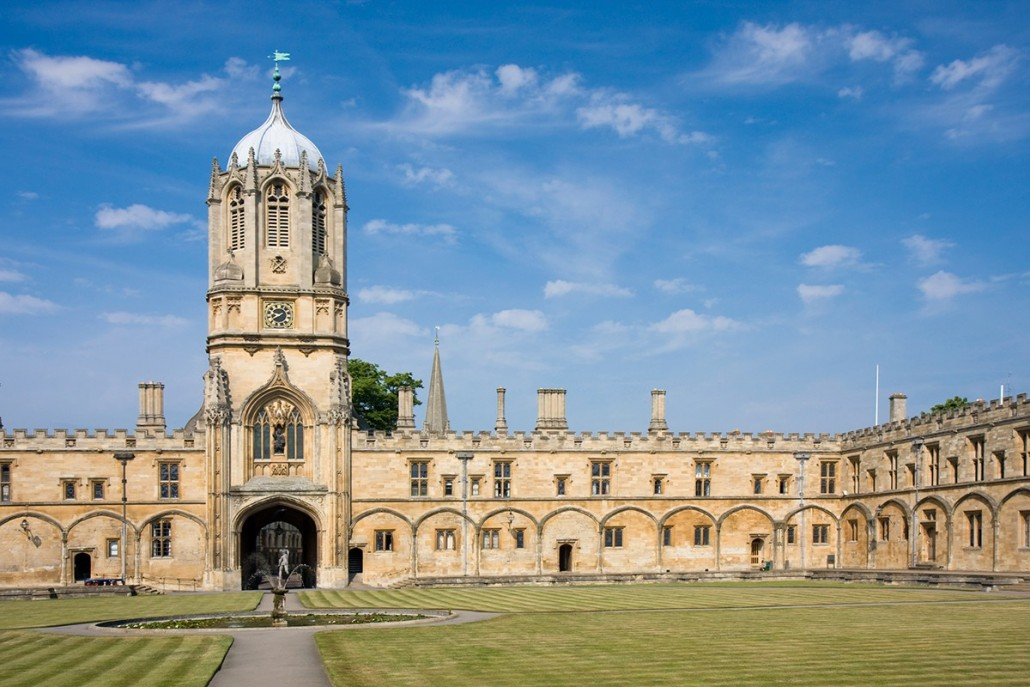 Christ Church at Oxford - Oxford, England