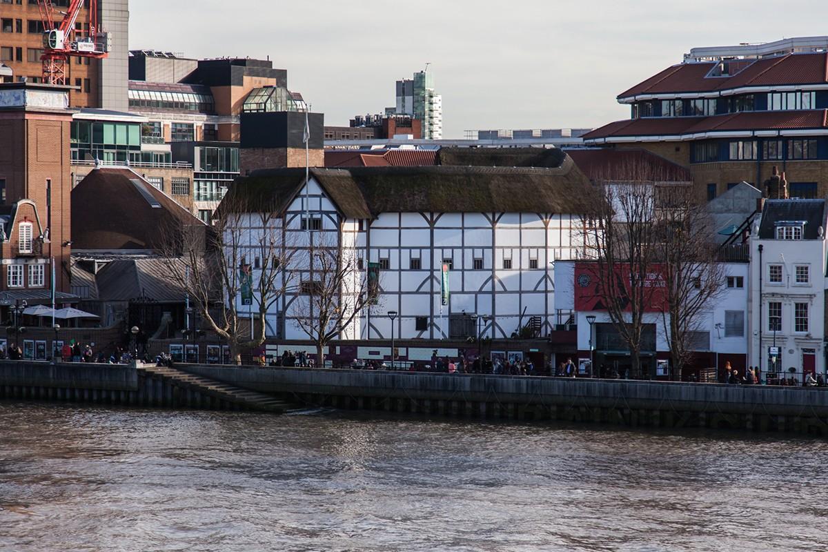 Globe Theatre - London, England