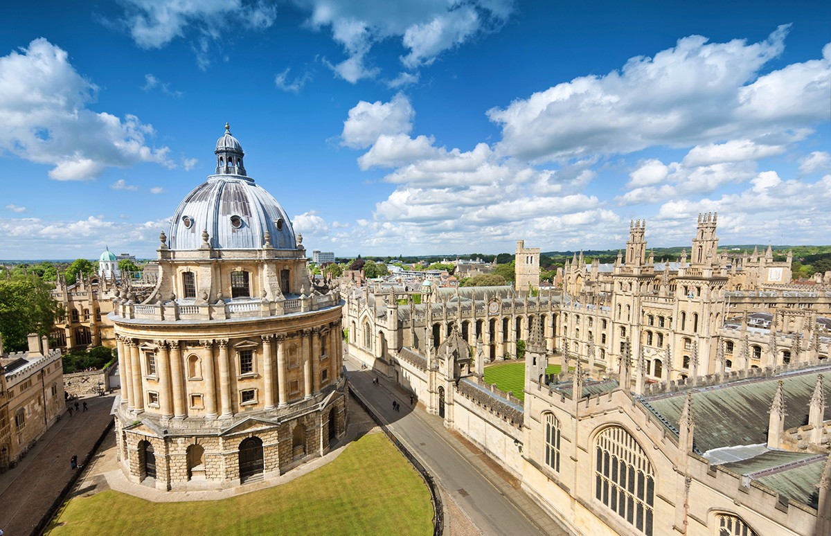 University of Oxford - Oxford, England