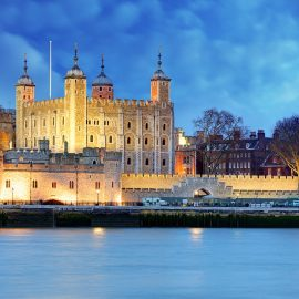 Tower of London - London, England
