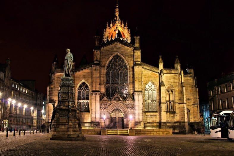 St. Giles' Cathedral - Edinburgh, Scotland