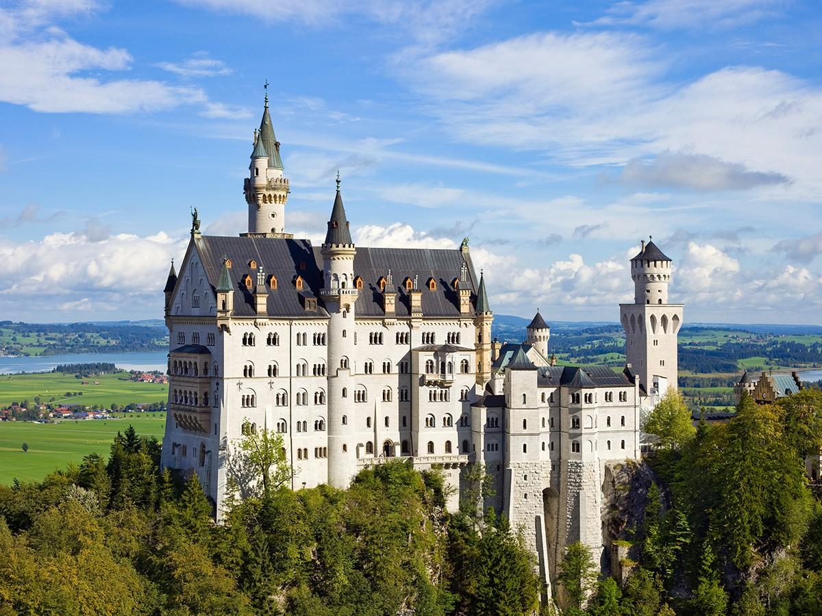 Neuschwanstein Schloss - Schwangau, Germany