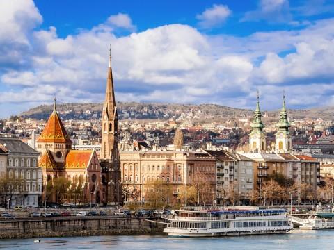 Budapest Skyline - Budapest, Hungary