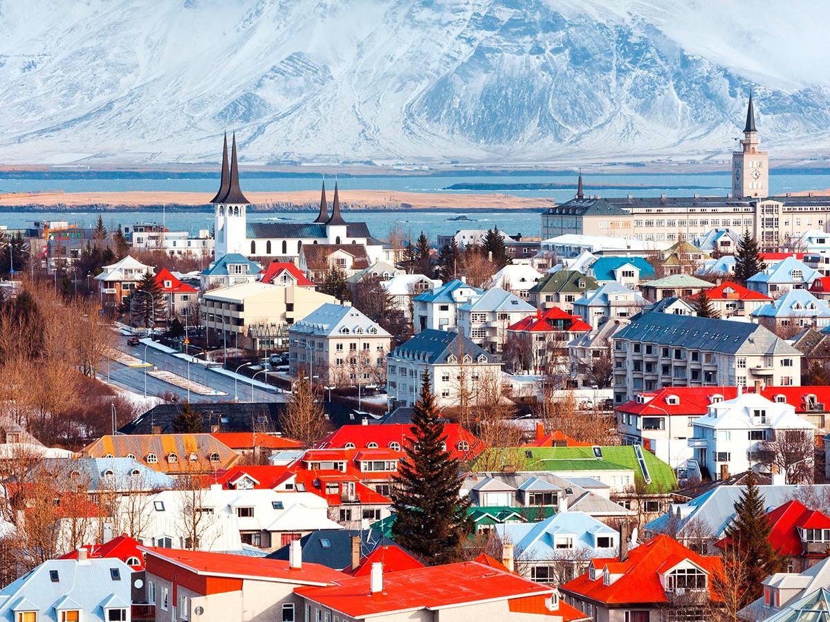 View of Reykjavik - Reykjavik, Iceland