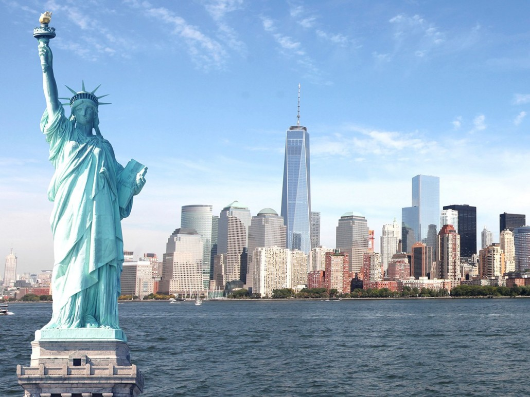 Statue of Liberty - NYC, New York