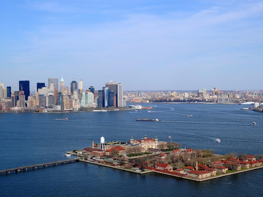 Ellis Island - New Jersey